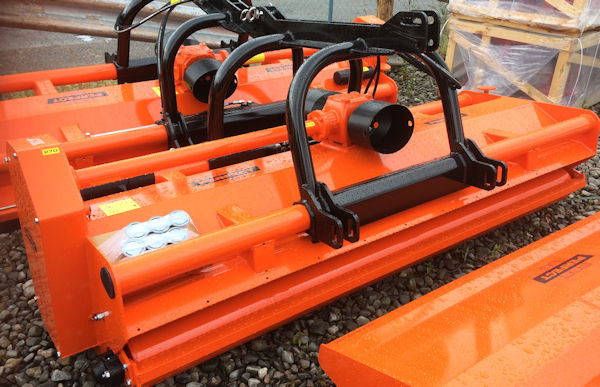 Used Tractors For Sale >> WPerfect KR270 push full flail mower for sale - McLaren ...