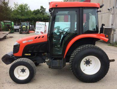 Kioti DK551 55hp tractor for sale