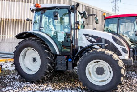 Valtra A94 100hp deluxe tractor for sale