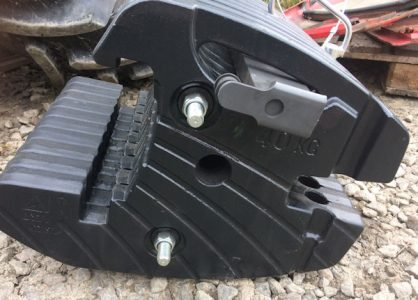 Valtra front weight pack for sale