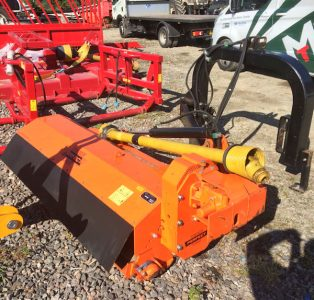 WPerfect ZW180 Multimower flail topper for sale