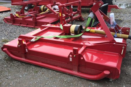Foster RS1700 scrub cutter with chain cutters for sale – SOLD