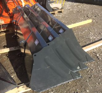 MTL General Purpose Loader bucket 2m euro fitting for sale