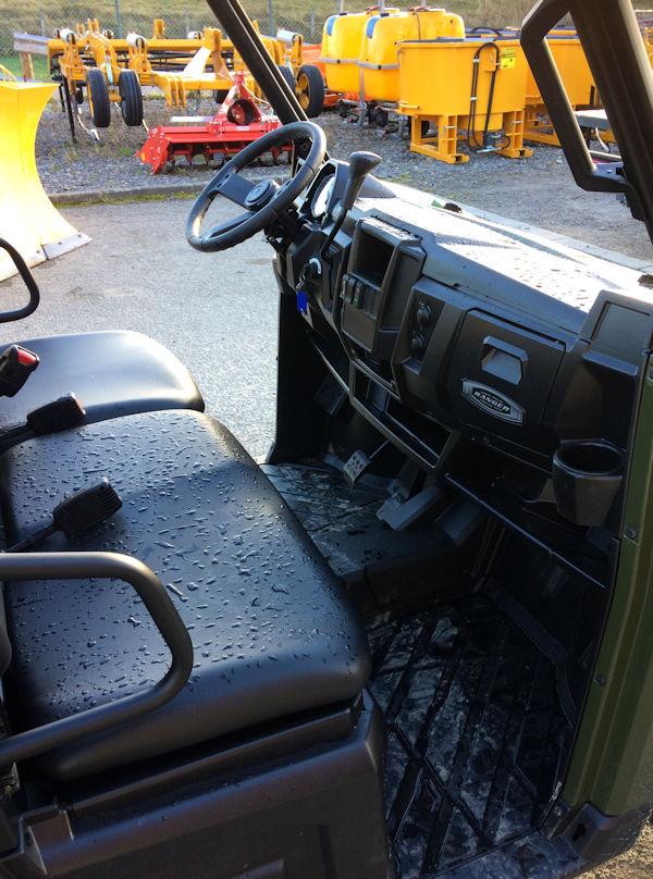 polaris ranger diesel 1000hd for sale mclaren tractors. Black Bedroom Furniture Sets. Home Design Ideas