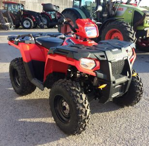 Polaris Sportsman 570 EPS 4×4 ATV for sale – SOLD