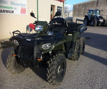 Polaris Sportsman Big Boss 570 6×6 2 seat ATV for sale