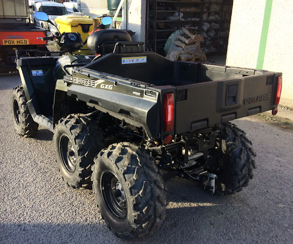 Polaris Atv For Sale >> Polaris Sportsman 570 Big Boss 6x6 Atv For Sale Mclaren Tractors