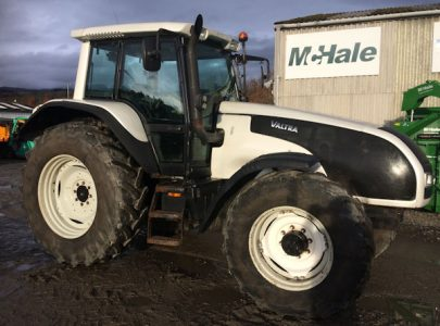 Valtra T130 135hp 4wd tractor for sale – SOLD