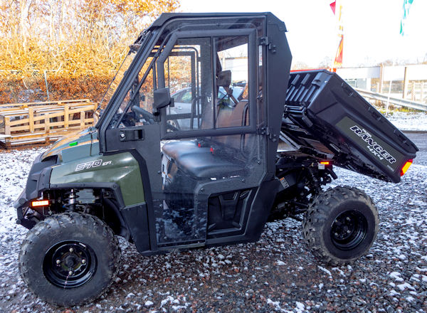 Polaris Ranger 570 Full Size Special Edition Orv Atv For