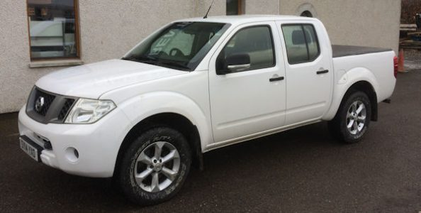 Nissan Navara Doublecab pick up for sale – SOLD