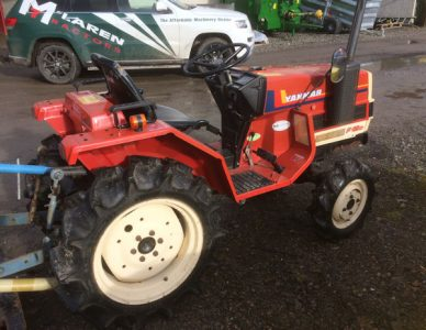 Yanmar F16D 16hp 4wd compact tractor for sale – SOLD