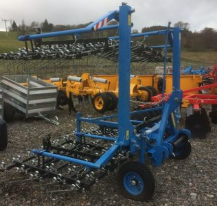 MTL 6m spring tine grass harrows / weeder for sale – Shop soiled
