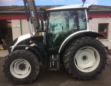 Valtra A94 99hp 4wd tractor with loader for sale