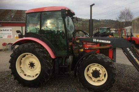 Zetor 7341 Super 84hp 4wd tractor with loader for sale – SOLD