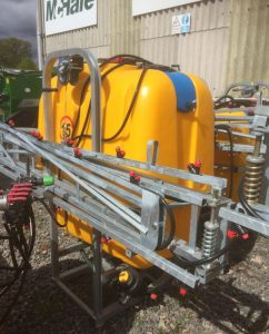 MTL 1000 litre 12m sprayer for sale