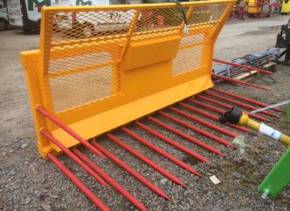 Murray 3m 10ft Heavy Duty Contractors model push off buckrake for sale