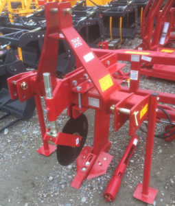 Foster Single leg grass panbuster subsoiler for sale