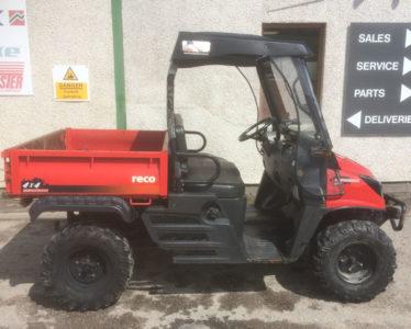 Kioti Mechron Diesel ATV ORV for sale