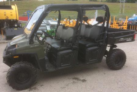 Polaris Ranger Crew Diesel 4×4 ATV ORV for sale