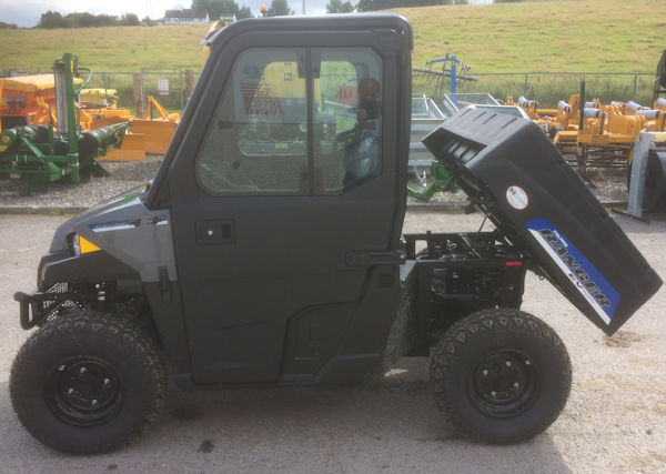 Polaris Ranger Ev Electric Vehicle Atv Orv For Sale