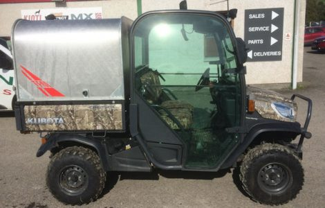 Kubota RTV X900 Diesel ORV ATV for sale – SOLD
