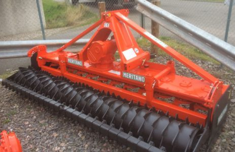 MTL RP150-300 3m 10ft rotary power harrow for sale – SOLD