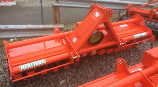 MTL 2.7m 9ft 108 inch rotavator rotary tiller for sale