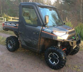Polaris Ranger XP 1000 ATV EPS demonstrator for sale