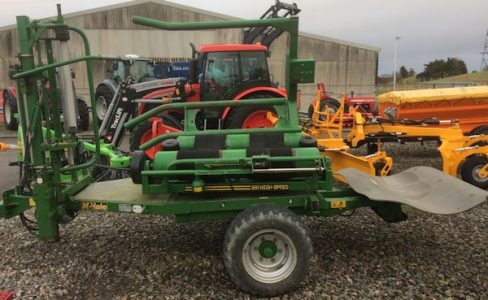 McHale 991 High Speed trailed wrapper for sale