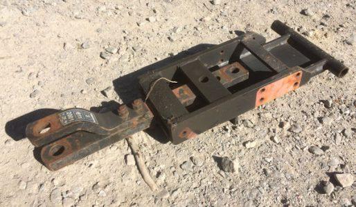 Kioti swinging drawbar for sale