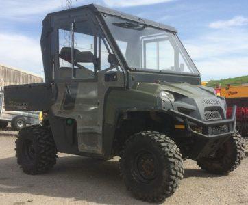 Polaris Ranger 900 Diesel 2013 model 4×4 ATV ORV for sale – SOLD