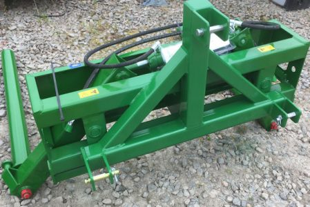 McHale 691 3 point linkage mounted silage bale handler for sale