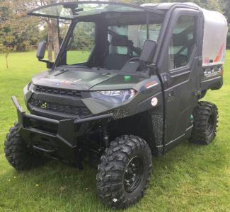Polaris Ranger Diesel 902 heavy duty ORV ATV for sale – SOLD