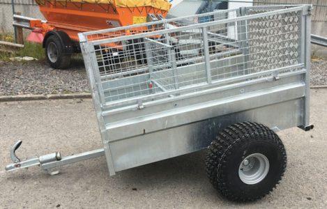 Glendale 5×3 ATV livestock trailer for sale – SOLD