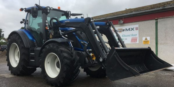 Valtra N174 Direct CVT 201hp tractor for sale