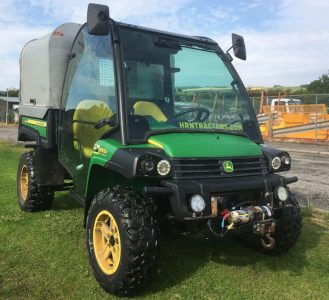 John Deere Gator 855D diesel 2 seat 4×4 ATV for sale