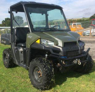 Polaris Ranger ETX Midsize 2 seat side by side 4×4 ATV for sale