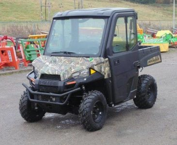 Polaris Ranger 570EU Midsize 4×4 ORV for sale – SOLD