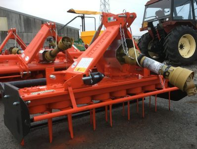 MTL RP150-225 Rotary power harrow for sale