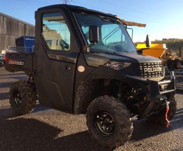 Polaris Ranger 1000EPS 4×4 3 seat ORV ATV for sale – SOLD