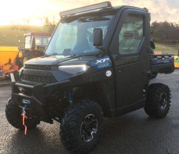 Polaris Ranger XP1000EPS Nordic Pro 4×4 ATV ORV for sale – SOLD