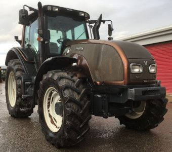 Valtra T133H3 6 cylinder 158hp 50k 4wd tractor for sale