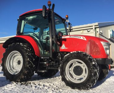 McCormick X4.30 70hp 4wd tractor for sale – SOLD