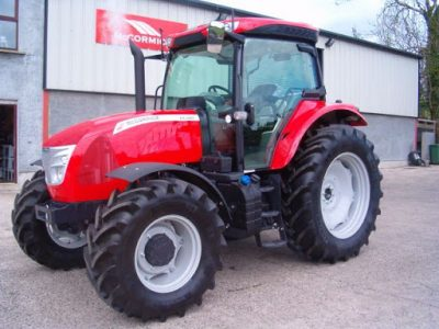 McCormick X6.420 120hp 4wd tractor for sale