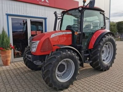 McCormick X4.55 90hp 4wd tractor with loader for sale  –  ARRIVING IN APRIL