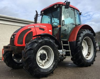 Zetor Forterra 11441 120hp 4wd tractor for sale – SOLD