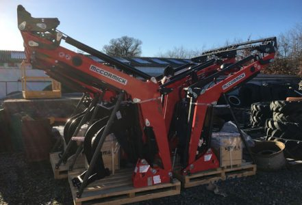 McCormick MC20 M loader package for sale