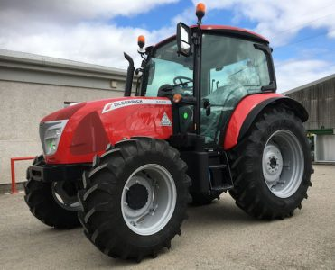 McCormick X4.60 100hp 4wd tractor for sale
