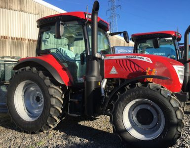 McCormick X6.420 120hp Xtrashift tractor for sale