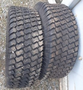 Kioti CK27 or CK30 grassland wheels and tyres for sale